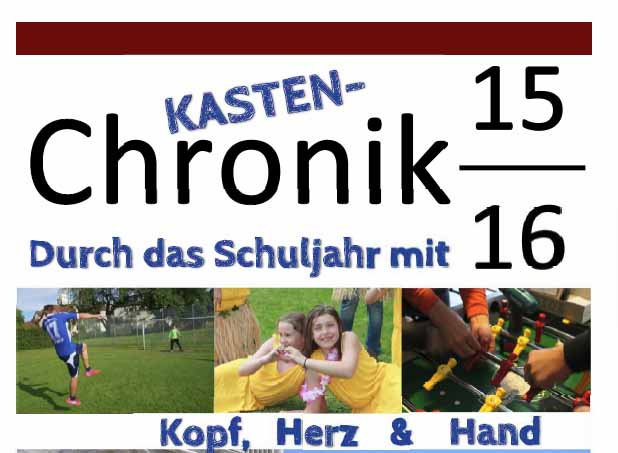 Chronik 2015/2016